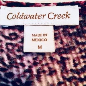 Coldwater Creek Tops - Cold water Creek top, NWOT